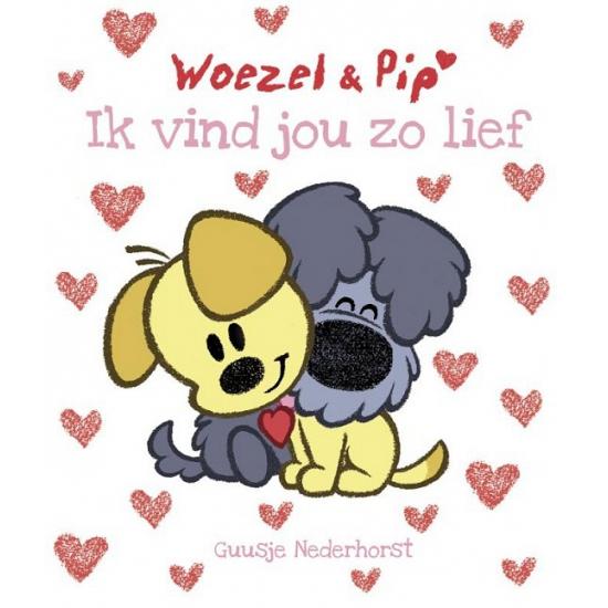 Geliefde Woezel en Pip boekje lief voor maar € 4.99 bij Viavoordeel @CG93